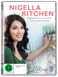 Fresh ideas Winners of Nigella Kitchen on DVD