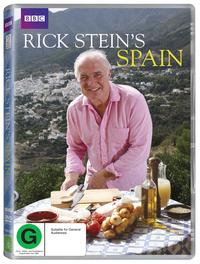 Fresh ideas Winners of Rick stein's Spain on DVD