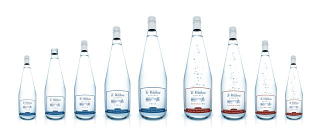 Te Waihou sparkling water fresh ideas