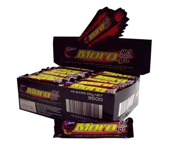 Aussie made Moro bars now on sale fresh ideas