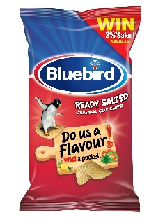 We love potato chips and we want butter chicken flavour?! fresh ideas