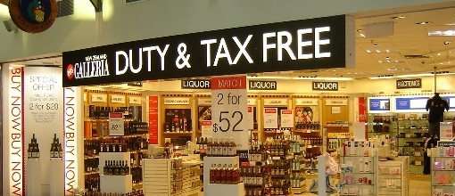 Fresh ideas Duty free booze sales may soon be no longer