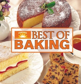 Edmonds best of baking: new cookbook out from mum's day fresh ideas