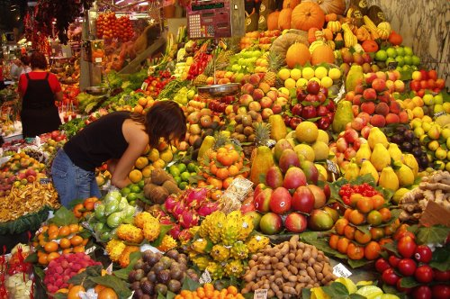 If you make fresh produce cheaper, we'll buy more food! fresh ideas