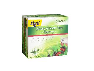 Fresh ideas The green tea that's pink!