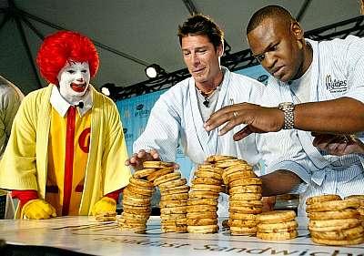 Breakfast at McDonalds Fresh ideas
