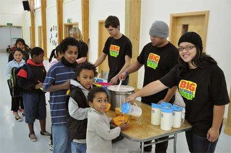 Kids diet and learning skills definitely linked fresh ideas
