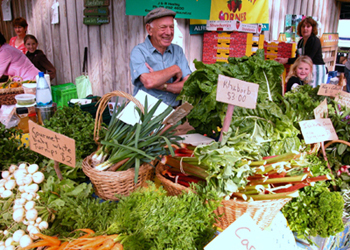 How much are farmers markets worth? fresh ideas