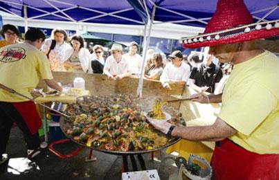 Fresh ideas Auckland seafood festival not so fresh