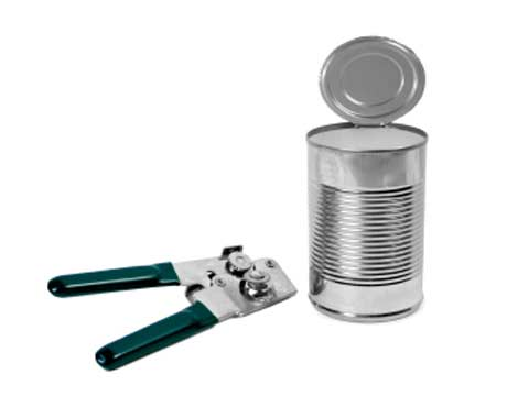 Cancer link in tinned food lining fresh ideas