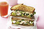 Toasted sandwiches - your favorites fresh ideas