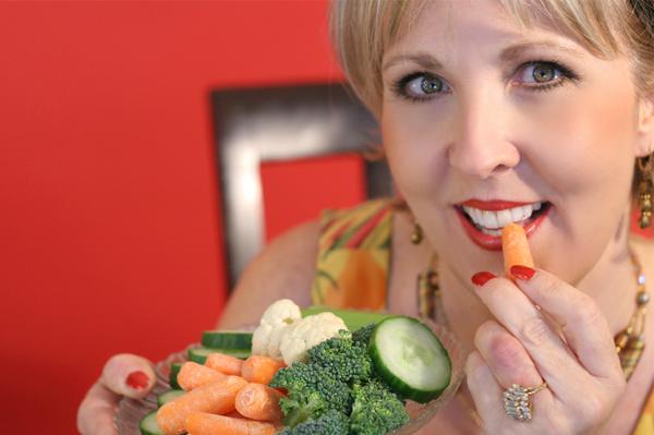Good news for vegetarians fresh ideas