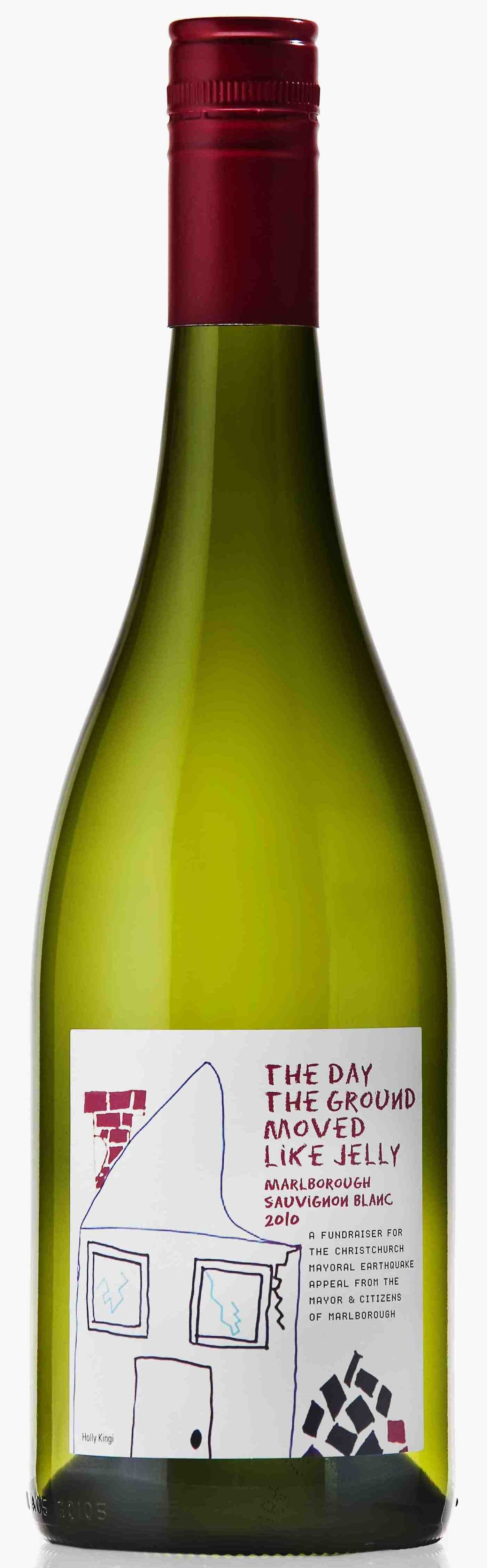 Mud house wines release earthquake blend fresh ideas