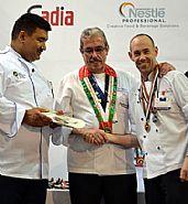 Kiwi Chef wins big in dubai fresh ideas