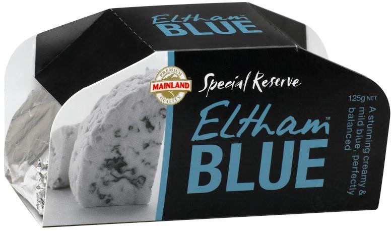 Creamy new blue a palate pleaser fresh ideas