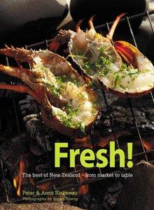 New Cookbook is indeed fresh ideas