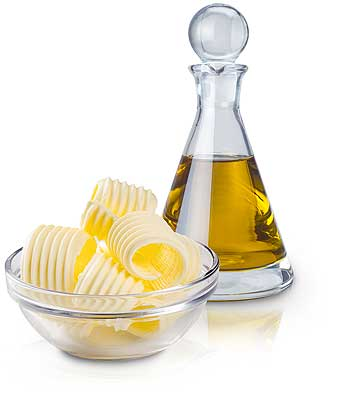 Which is safer? Olive Oil or Butter... Fresh ideas