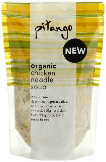 New soups from pitango fresh ideas