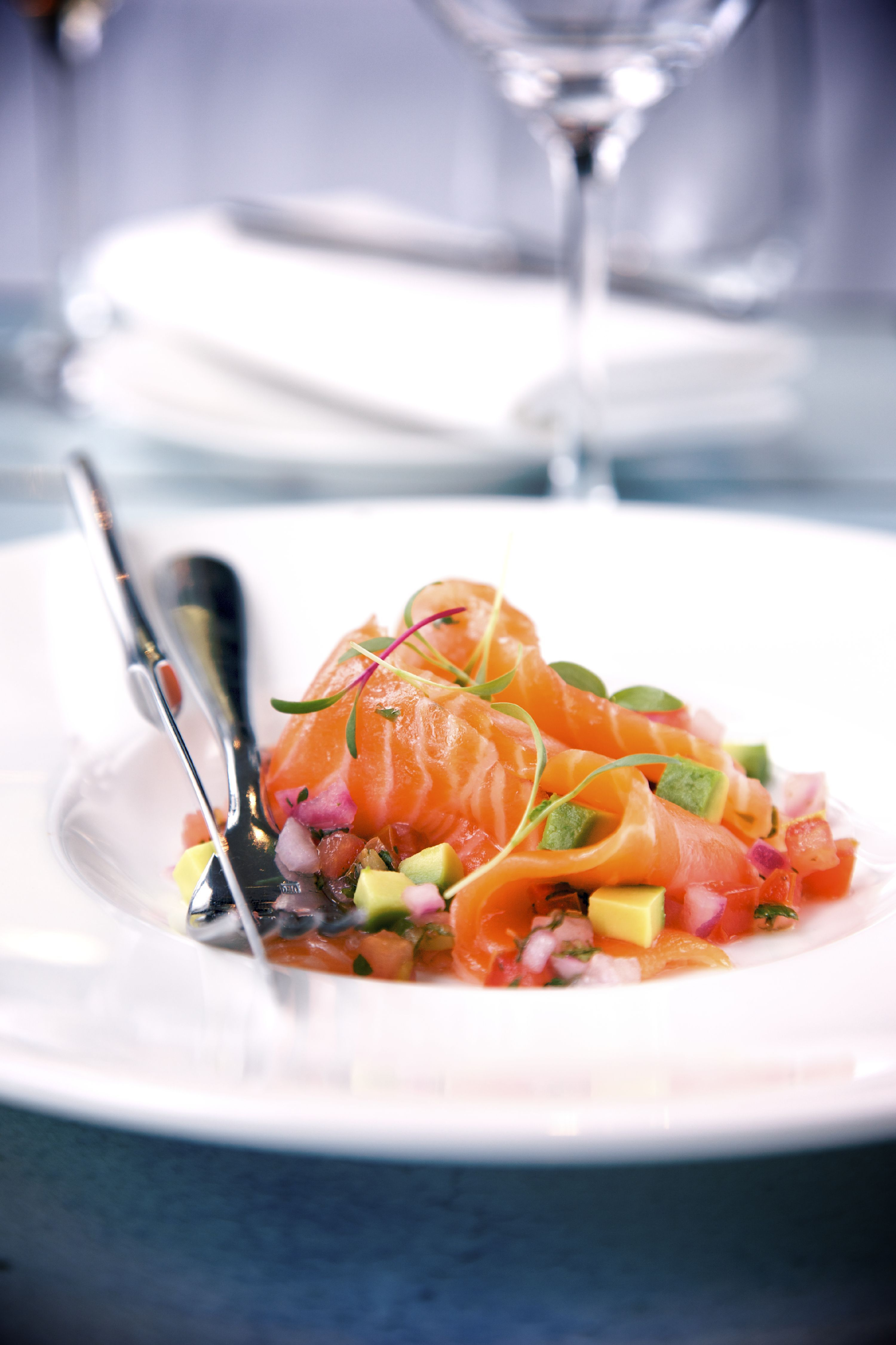 Japan Loves NZ salmon fresh ideas