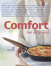 Cookbook helps provide comfort to starship families fresh ideas