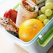 What's really in a kiwi kid's lunchbox? fresh ideas