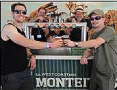 Monteith's to sponsor Hokitika Wildfoods festival fresh ideas