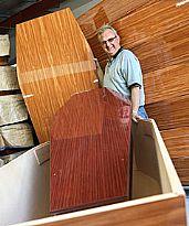 Kiwis needing larger than life coffin fresh ideas