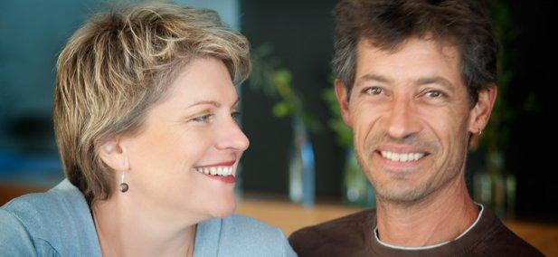 Sophie and Chris Zalokar