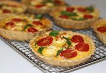 chickpea pastry