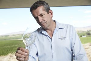 Patrick-Materman-sampling-wine-at-the-Brancott-Estate-Heritage-Centre