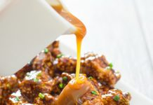 Honey Mustard Fried Chicken