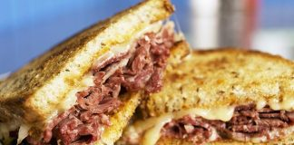 Fresh Reuben Sandwich