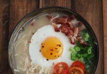 Breakfast Ramen