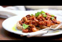 Homemade Chorizo and Bacon Beans