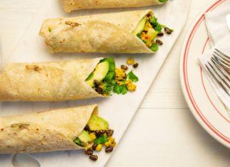 Vegan Burrito Wraps