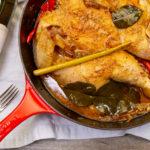Coconut Lemongrass Roast Chicken (Ara)