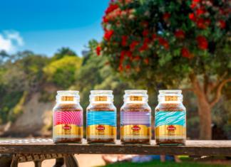Moccona jars