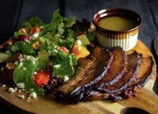 Texas BBQ Foods Beef Brisket