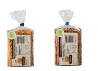Breadman Vegan Organic Bakery - Crackers