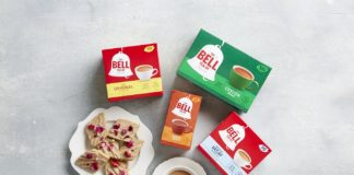 5 Bell Black Teas with Chai Spiced Biscuits