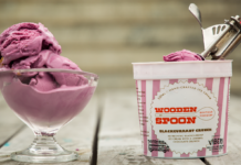wooden spoon backcurrent ice cream
